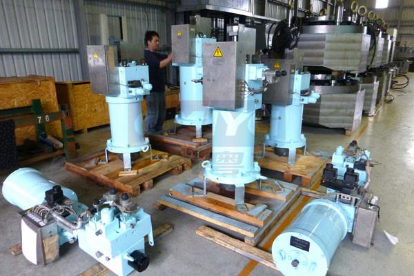 液压伺服系统实验台液压缸